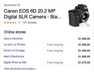 Eindeutige Produktkennung auf Google Shopping