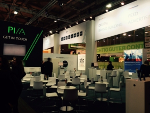 dmexco 2015 | PI/A Stand