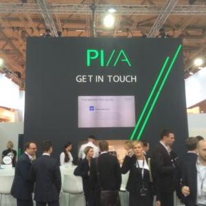 dmexco | PIA Stand