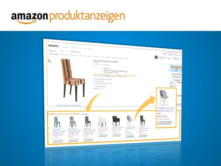 Amazon Produktanzeigen | Feed Dynamix