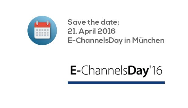 E-Channels Day 2016: E-Channels und Händler unter sich!