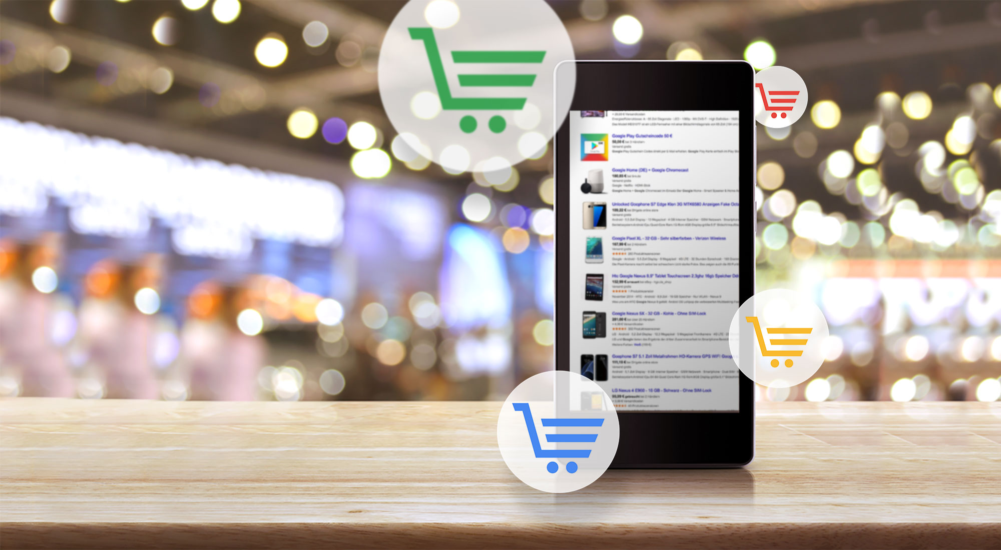 Google Shopping | Feed Dynamix