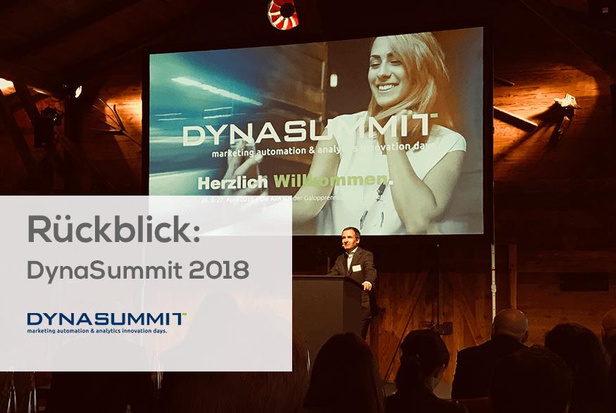 Rückblick zum DynaSummit 2018 in München