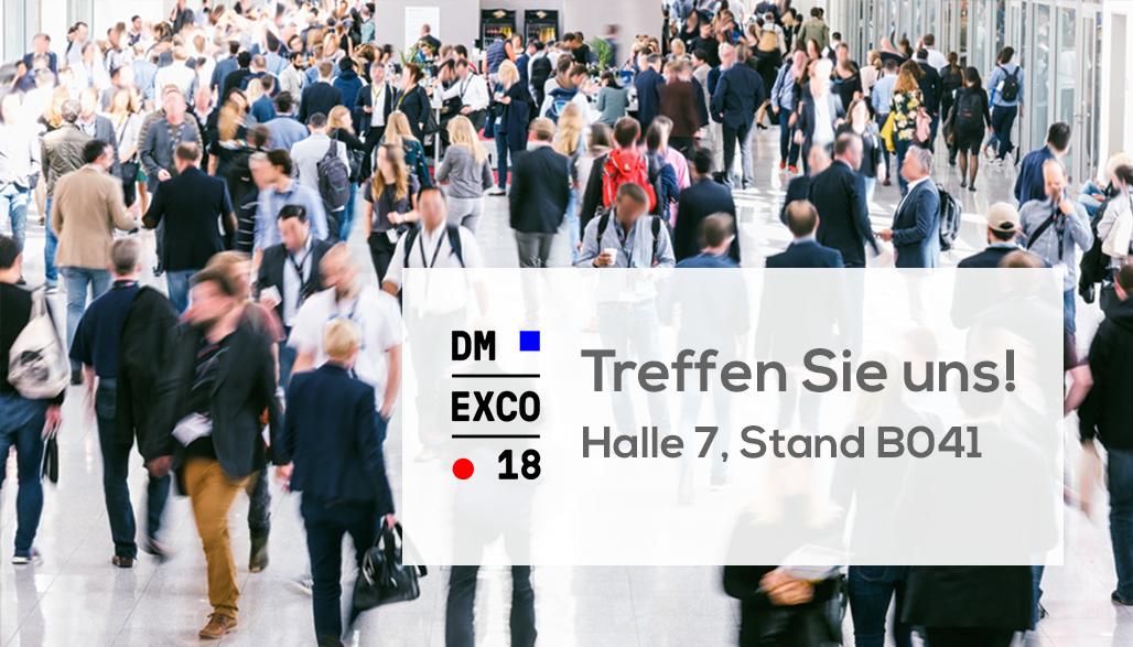 dmexco 2018 - Treffen Sie uns!