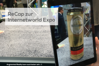 ReCap zur Internetworld Expo