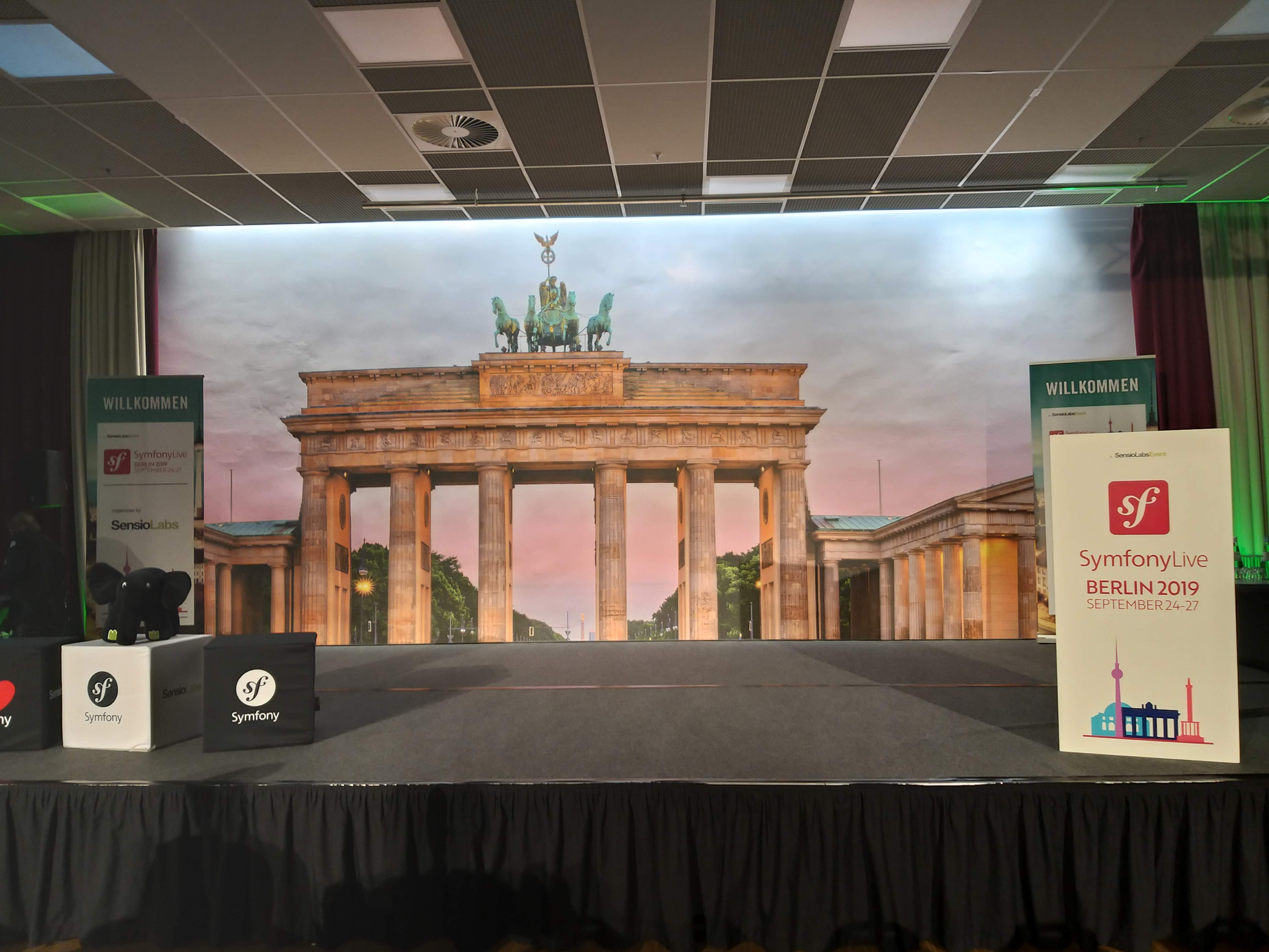 SymfonyLive 2019 Berlin