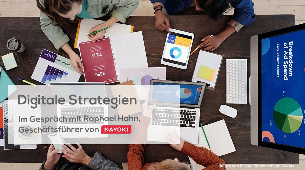 Titelbild Digitale Strategien | Nayoki