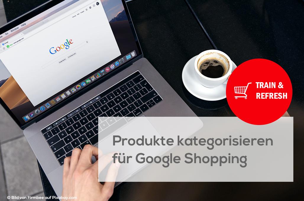 Titelbild Google-Produktkategorie